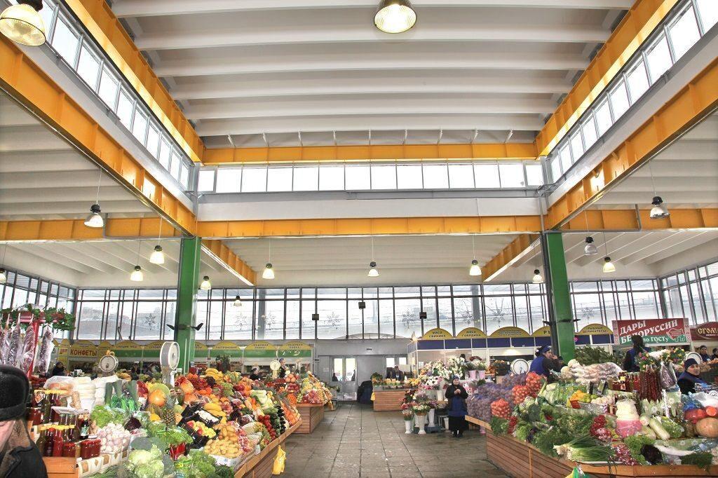 Центральный рынок аренда торговых мест